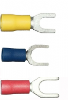 Pre-insulated Fork Terminals